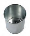 Bilder von Einsatzbehälter zylindrisch 50 ltr.