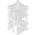 Bilder von Einfach-Turm