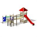 Bild für die Kategorie CLASSIC Spielplatzgeräte