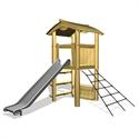 Bilder von Spielanlage «Wasserturm mit Rutschbahn»