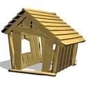 Bilder von Spielhaus «Minnie»