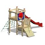 Spielanlage «Räuberhöhle»