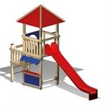 Spielanlage «Ritterturm»