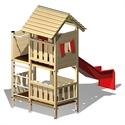 Bilder von Spielhaus «Drosselbart»