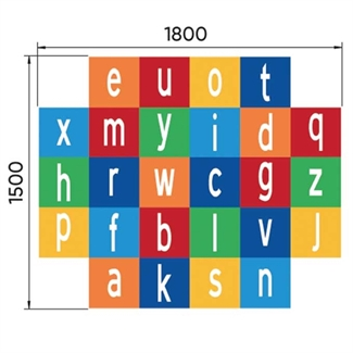 Bilder von Lernspiel «Alphabet»