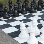 Spielfläche «Schach» und «Dame»
