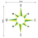 Bilder von Gestaltungselement «Kompass»