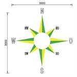 Gestaltungselement «Kompass»