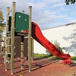 Miniturm mit Rutschbahn, 300 cm