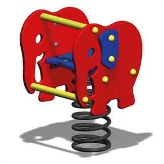 Bilder von Federwippe «Elefant»