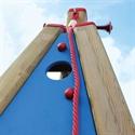 Bild für die Kategorie 1.3 Kantholz Spielplatzgeräte