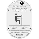 «Balance-Sitz»