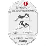 «Schrägbank»