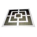 Bilder von Mühlespielfläche weisse Linien
