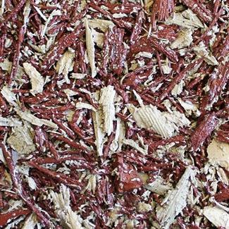 Bilder von Gummischnitzel magnolia/rotbraun