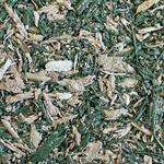 Gummischnitzel magnolia/grün