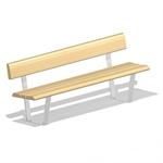 Sitzbank «Napf»
