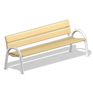 Bilder von Sitzbank «Jungfrau»