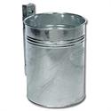 Bilder von Rund-Abfallbehälter verstärkt, 35 Liter
