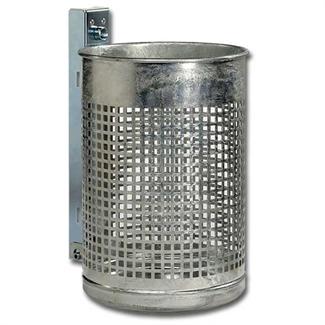 Bilder von Rund-Abfallbehälter, 20 Liter