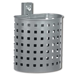 Halbrund-Abfallbehälter, 20 Liter
