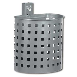 Bilder von Halbrund-Abfallbehälter, 20 Liter