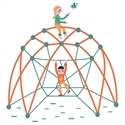 Bild für die Kategorie 1 Spielplatzgeräte
